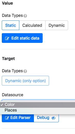 Modify Target